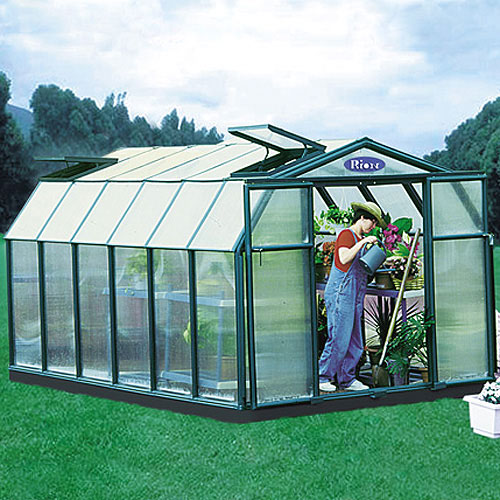 Greenhouse plans do it yourself house plans home designs for Greenhouse house plans