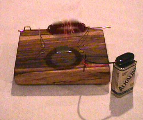 Chapter 2 electromagnetism a fast homemade electric motor for How does a simple electric motor work