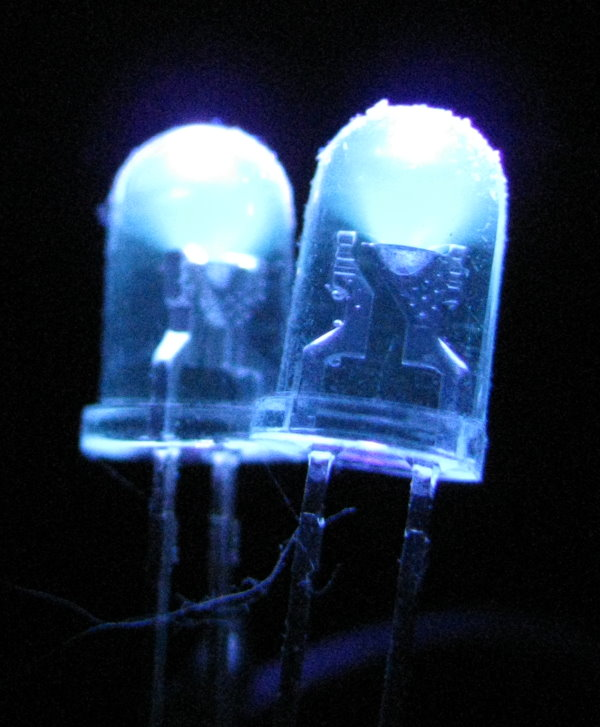 Ultraviolet Light Emitting Diodes