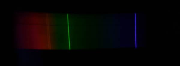 A homemade spectrogram