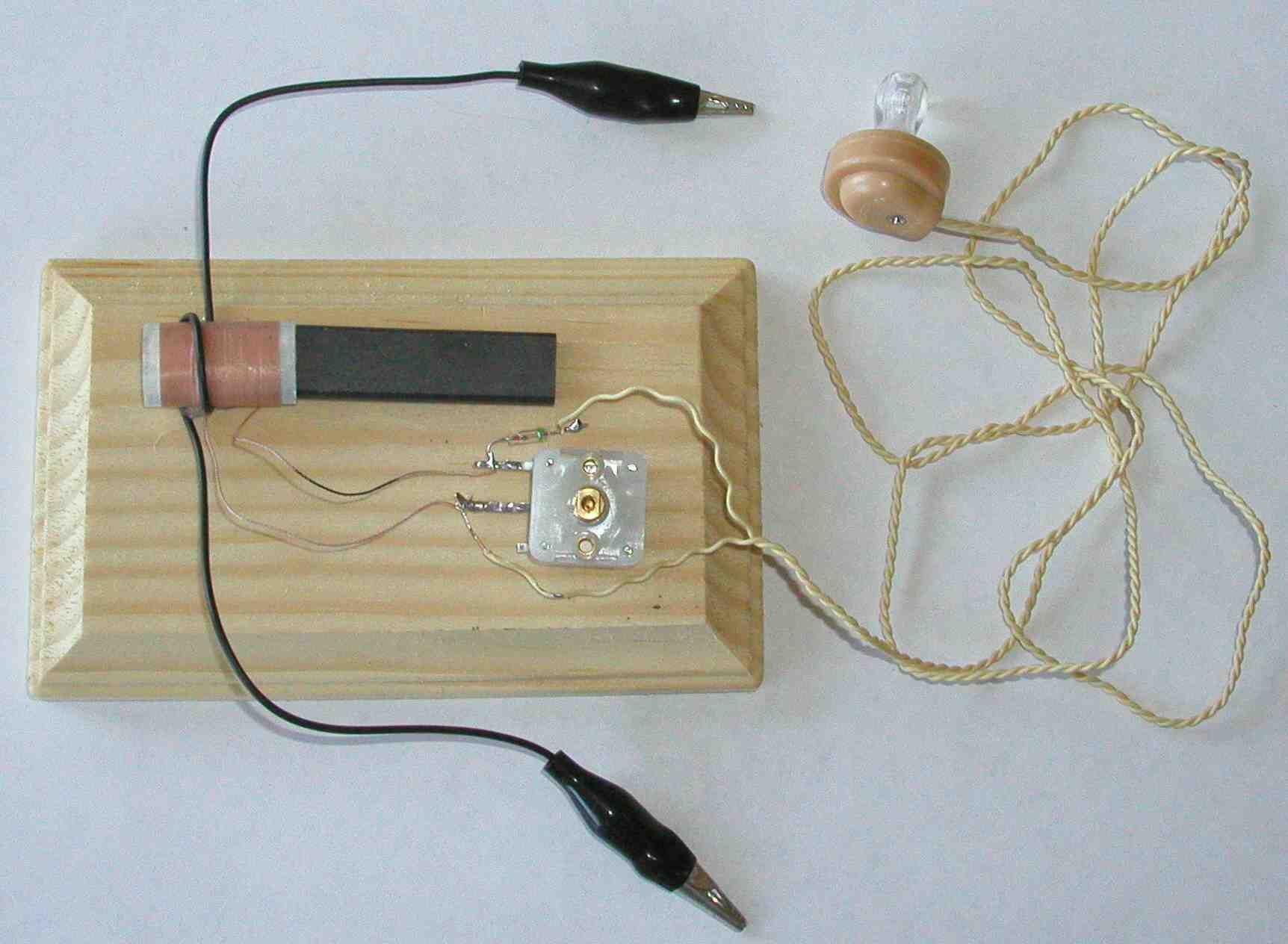 List of top am crystal radio kits images